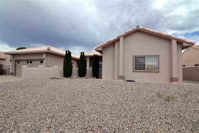 Alamogordo Single Family Home For Sale: 2493 Tres Lagos