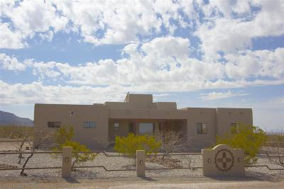 Alamogordo Single Family Home For Sale: 34 Claraboya Lp
