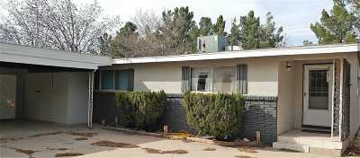 Tularosa Single Family Home For Sale: 115 Sierra Blanca Ave