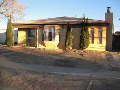 Alamogordo Single Family Home For Sale: 809 Miami St