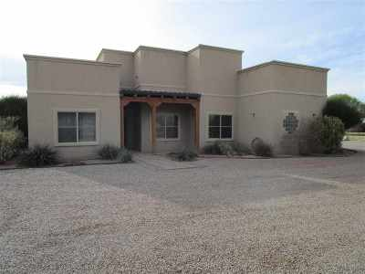 Tularosa Single Family Home For Sale: 670 Riata Rd