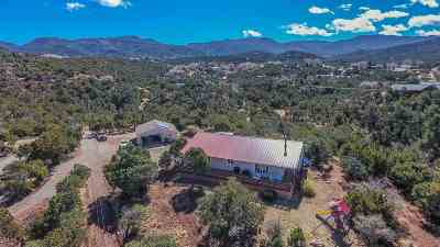 Single Family Home Under Contract: 48 Red Rock Rd