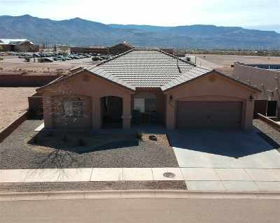 Alamogordo Single Family Home For Sale: 3564 Red Arroyo Dr