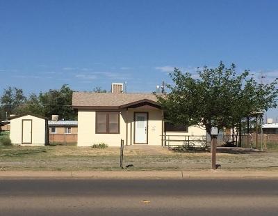 Alamogordo NM Single Family Home For Sale: $79,700