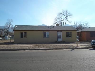Alamogordo NM Single Family Home For Sale: $99,700