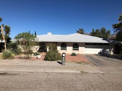 Alamogordo NM Single Family Home For Sale: $149,900