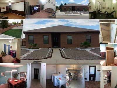 Alamogordo NM Single Family Home For Sale: $155,000