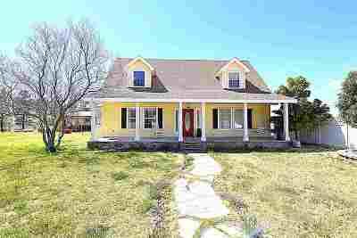 Alamogordo Single Family Home For Sale: 5938 Hwy 54