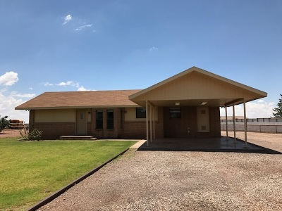 Alamogordo Single Family Home Under Contract: 16 Globewillow Rd