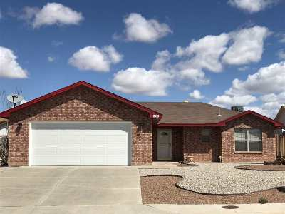 Alamogordo Single Family Home For Sale: 439 Yellowstone St