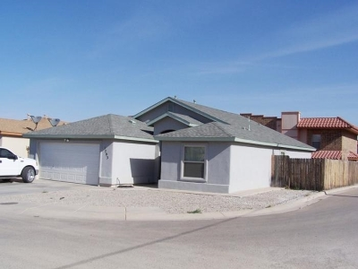 Alamogordo Single Family Home For Sale: 1793 Margarita Lp