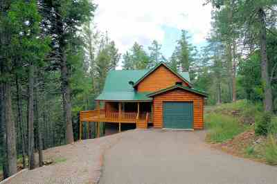 Mayhill Single Family Home For Sale: 39 Honey Bear