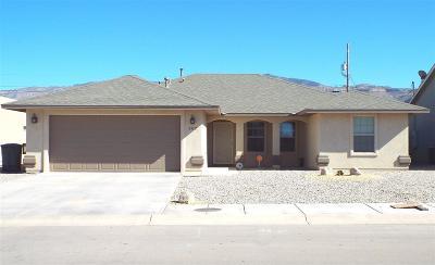 Alamogordo Single Family Home For Sale: 507 Coronado Dr