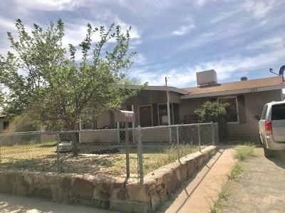Alamogordo Single Family Home For Sale: 1507 Jefferson Av