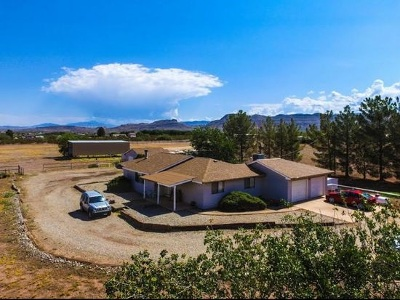 Alamogordo Single Family Home For Sale: 25 Greenfield Rd