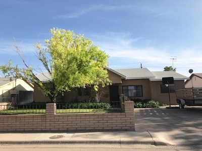 Alamogordo Single Family Home Under Contract: 1204 Canal St
