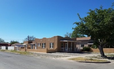 Alamogordo Single Family Home For Sale: 1401 Ohio Av