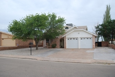 Alamogordo Single Family Home For Sale: 1508 American Way