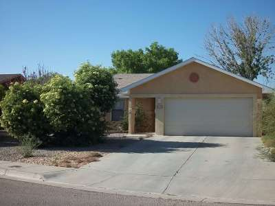 Alamogordo Single Family Home For Sale: 913 San Miguel St