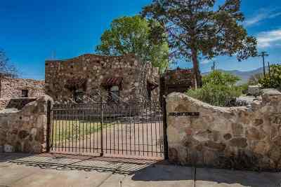 Alamogordo Single Family Home For Sale: 1400 New York Av