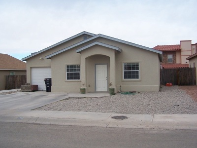 Alamogordo Single Family Home For Sale: 1789 Margarita Lp