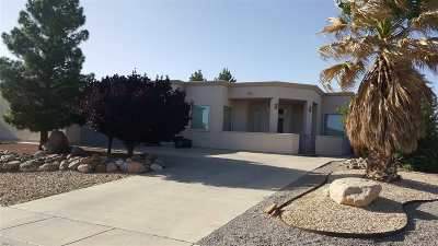 Alamogordo Single Family Home For Sale: 2308 Saguaro Lp