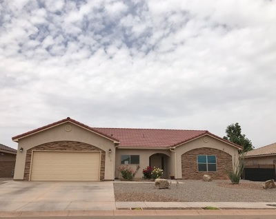 Alamogordo Single Family Home For Sale: 1016 Datura Dr