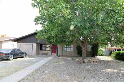 Alamogordo NM Single Family Home Under Contract: $73,900