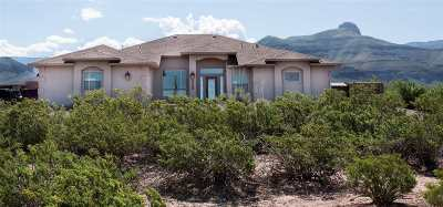 Alamogordo Single Family Home Under Contract: 806 Caneadea Lp