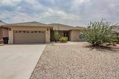 Alamogordo Single Family Home For Sale: 204 Ascot Parade