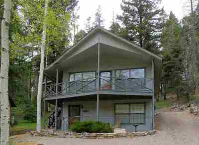 Cloudcroft Single Family Home For Sale: 505 Sugar Pine Dr