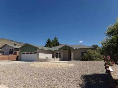 Alamogordo NM Single Family Home For Sale: $185,000