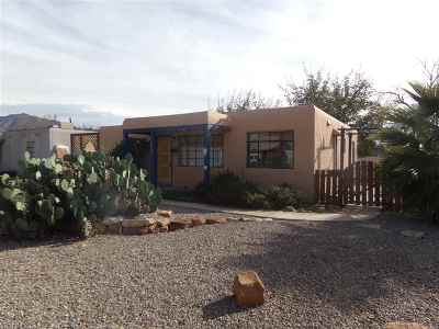 Alamogordo Single Family Home For Sale: 700 Dewey Ln