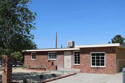 Alamogordo Single Family Home For Sale: 401 Oregon Av