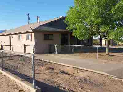 Alamogordo Single Family Home For Sale: 12 Lockheed Dr