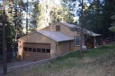 Cloudcroft Single Family Home Under Contract: 26 Sherwood Forest