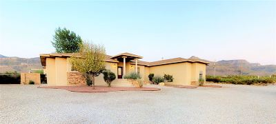 Alamogordo Single Family Home For Sale: 33 Claraboya Lp