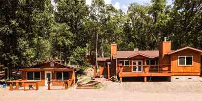 Bent Single Family Home For Sale: 76 Nogal Canyon Rd