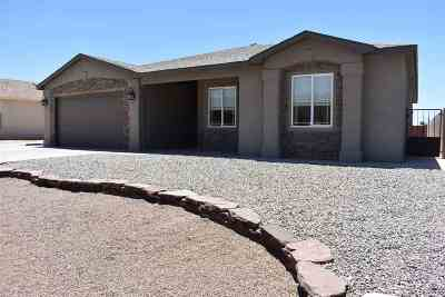 Alamogordo Single Family Home For Sale: 1100 San Carlos St