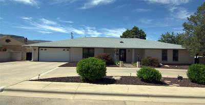 Alamogordo Single Family Home For Sale: 1417 Rockwood