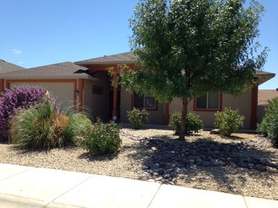 Alamogordo Single Family Home For Sale: 262 Palo Duro
