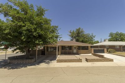 Alamogordo Single Family Home For Sale: 1301 Greenwood Ln