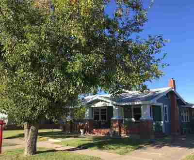 Alamogordo Single Family Home For Sale: 1423 Ohio Av