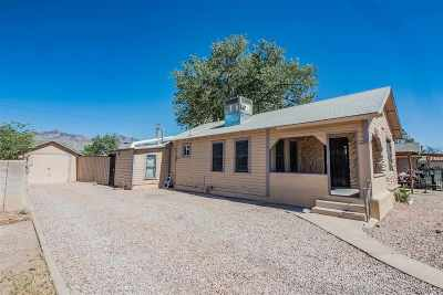 Alamogordo Single Family Home For Sale: 1414 New York Av