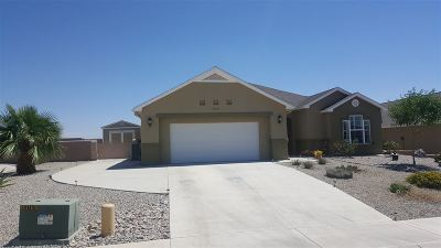 Alamogordo Single Family Home Under Contract: 822 Shiprock
