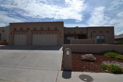 Alamogordo Single Family Home For Sale: 4131 Wood Lp