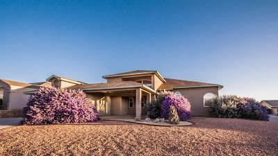 Alamogordo Single Family Home Under Contract: 404 Camino Real