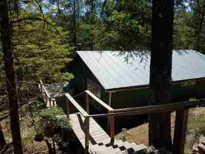 Cloudcroft Single Family Home For Sale: 12 Fir Slope Dr