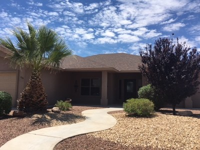 Alamogordo Single Family Home For Sale: 232 Bosque St