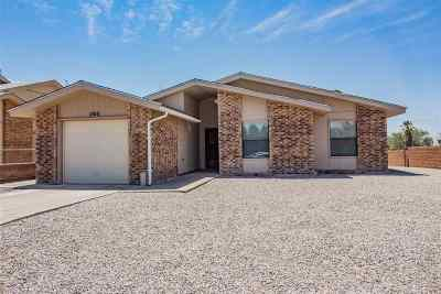 Alamogordo Single Family Home For Sale: 1500 American Way